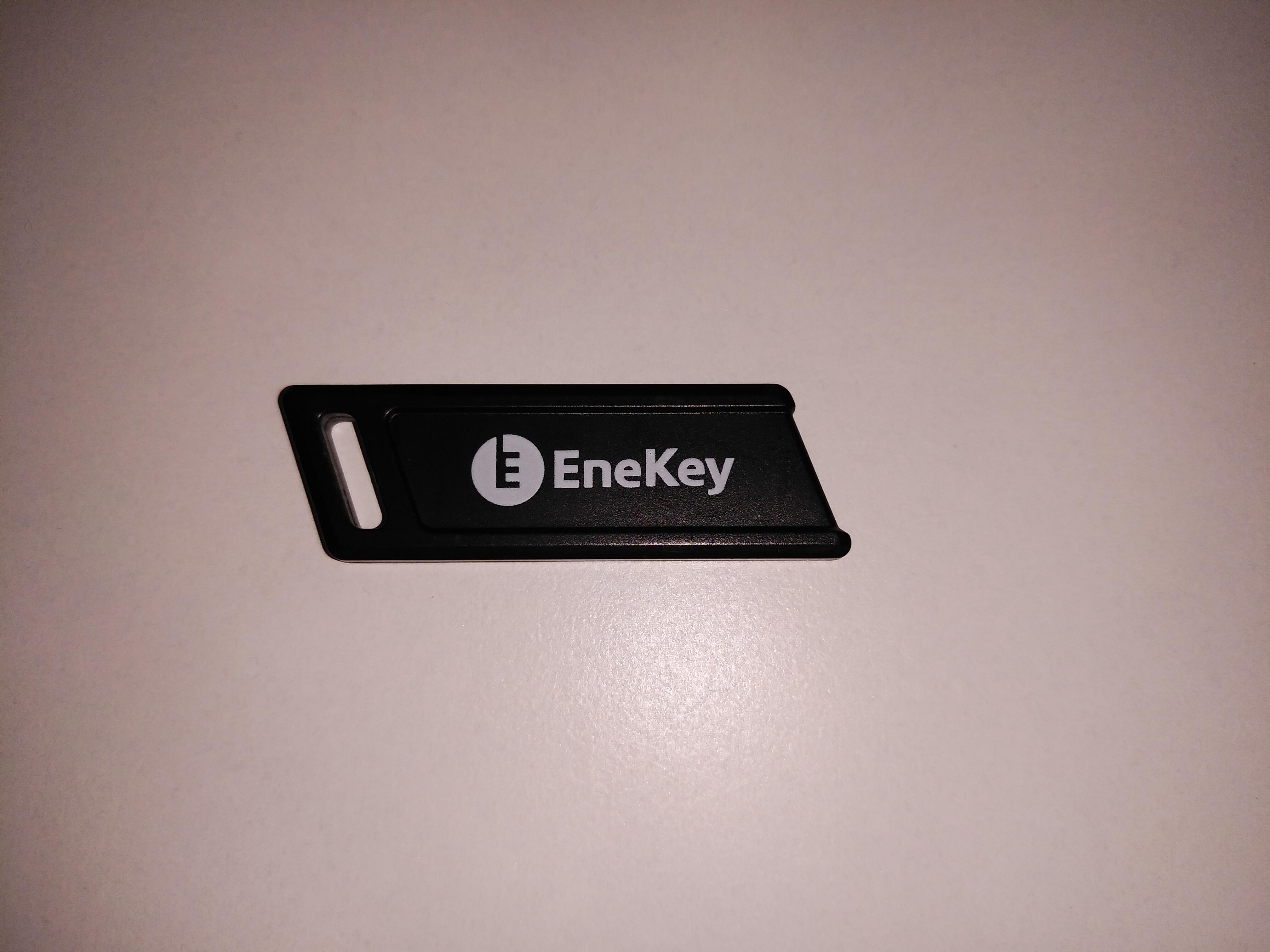 エネキー クレジットカード